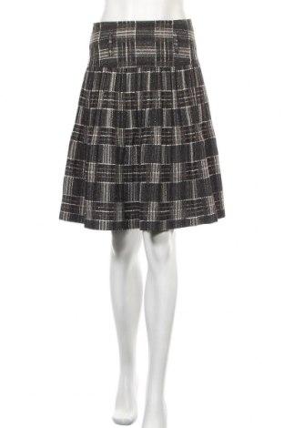 Пола Zara, Размер XS, Цвят Многоцветен, 67% полиестер, 33% вълна, Цена 18,45лв.