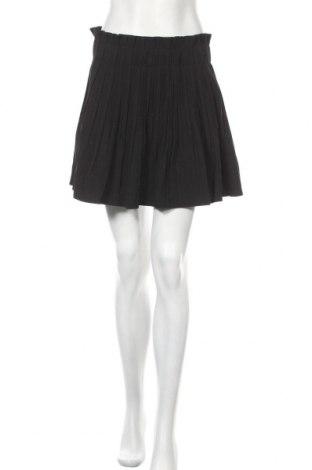 Пола Zara, Размер S, Цвят Черен, 63% полиестер, 32% вискоза, 5% еластан, Цена 11,47лв.