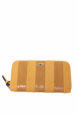 Πορτοφόλι S.Oliver, Χρώμα Κίτρινο, Δερματίνη, Τιμή 23,62€