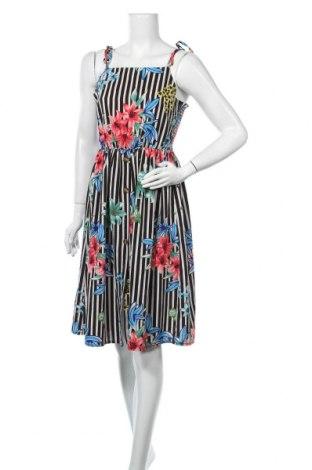 Φόρεμα, Μέγεθος XL, Χρώμα Πολύχρωμο, 65% πολυεστέρας, 30% βαμβάκι, 5% ελαστάνη, Τιμή 14,94€