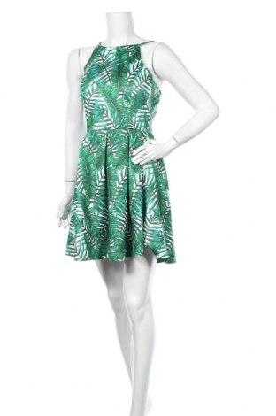 Рокля 17 & Co., Размер M, Цвят Зелен, 90% полиестер, 10% еластан, Цена 23,52лв.