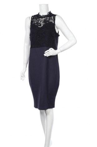 Φόρεμα Ax Paris, Μέγεθος XL, Χρώμα Μπλέ, 92% πολυεστέρας, 8% ελαστάνη, Τιμή 13,64€