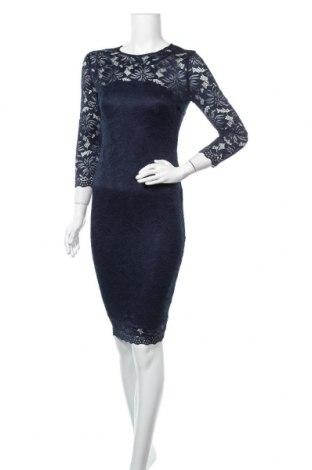 Φόρεμα Ax Paris, Μέγεθος M, Χρώμα Μπλέ, Πολυεστέρας, Τιμή 26,18€