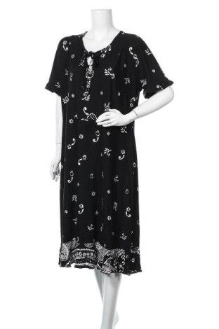 Φόρεμα Boysen's, Μέγεθος XXL, Χρώμα Μαύρο, 95% βισκόζη, 5% ελαστάνη, Τιμή 29,82€