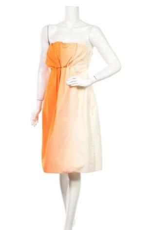 Φόρεμα COS, Μέγεθος S, Χρώμα Πορτοκαλί, 68% βαμβάκι, 32% μετάξι, Τιμή 26,92€