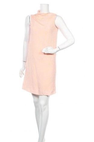 Рокля COS, Размер S, Цвят Розов, 75% памук, 25% коприна, Цена 26,04лв.
