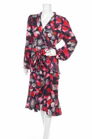 Рокля Diane Von Furstenberg, Размер L, Цвят Многоцветен, 100% коприна, Цена 488,92лв.