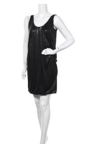 Рокля Diane Von Furstenberg, Размер M, Цвят Черен, Полиестер, Цена 89,00лв.