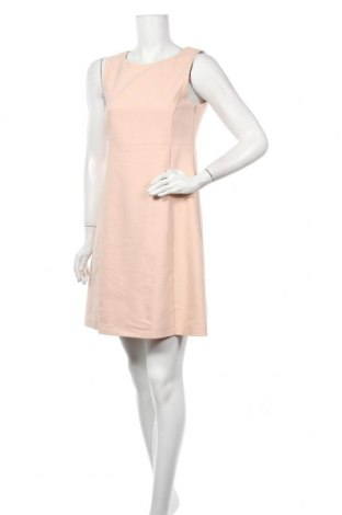 Рокля Hallhuber, Размер M, Цвят Розов, 49% полиестер, 47% памук, 4% еластан, Цена 68,25лв.