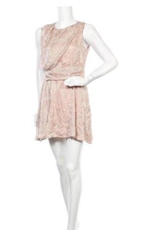 Φόρεμα IKKS, Μέγεθος M, Χρώμα Ρόζ , 65% βισκόζη, 35% μετάξι, Τιμή 16,61€