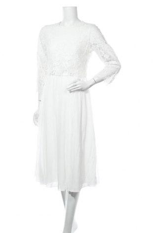 Рокля Ivy & Oak, Размер L, Цвят Бял, 75% памук, 25% полиамид, Цена 116,55лв.
