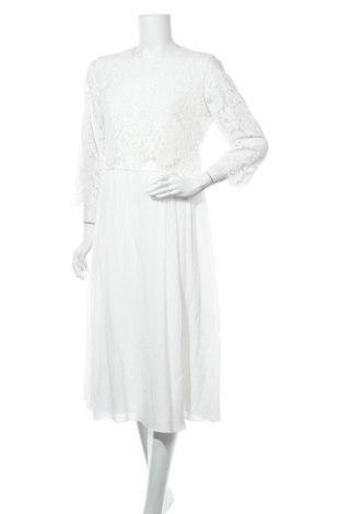 Рокля Ivy & Oak, Размер L, Цвят Бял, 75% памук, 25% полиамид, Цена 112,05лв.