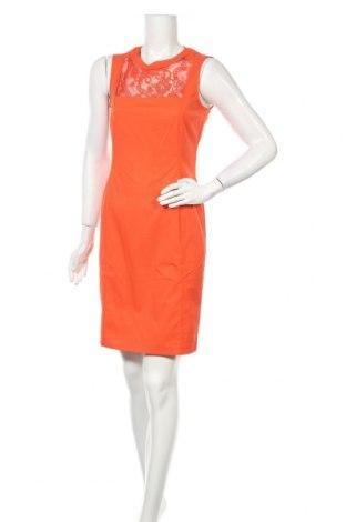 Рокля Jones, Размер S, Цвят Оранжев, 96% полиамид, 4% еластан, Цена 31,50лв.