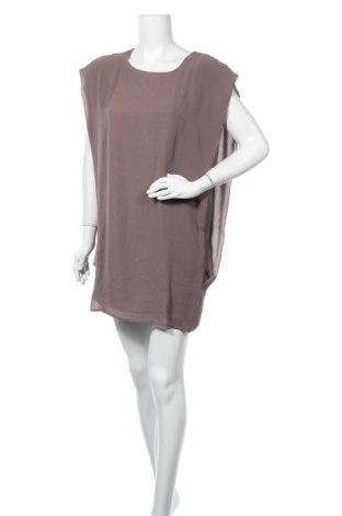 Φόρεμα Just Female, Μέγεθος S, Χρώμα Καφέ, 100% πολυεστέρας, Τιμή 22,08€