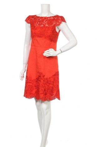 Φόρεμα Karen Millen, Μέγεθος M, Χρώμα Κόκκινο, Πολυεστέρας, βαμβάκι, ελαστάνη, Τιμή 34,33€