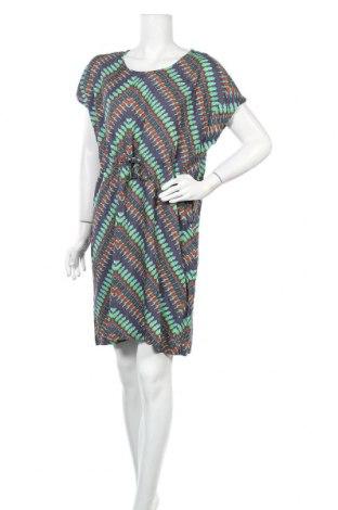 Рокля La Fee Maraboutee, Размер L, Цвят Многоцветен, Вискоза, Цена 40,95лв.