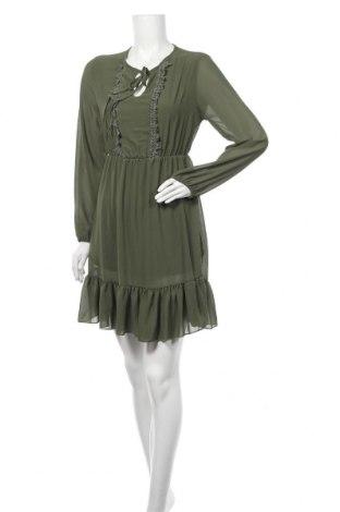 Рокля Manoukian, Размер S, Цвят Зелен, 95% полиестер, 5% еластан, Цена 81,95лв.