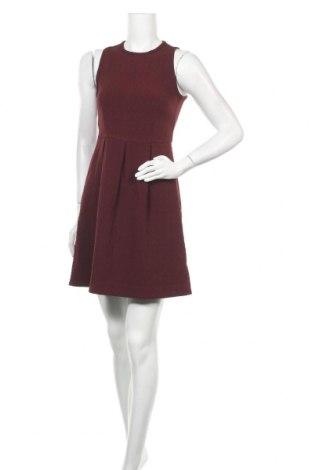 Рокля Rw & Co., Размер XS, Цвят Червен, 97% полиестер, 3% еластан, Цена 16,38лв.