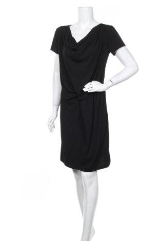 Рокля St-Martins, Размер M, Цвят Черен, 95% полиестер, 5% еластан, Цена 10,54лв.