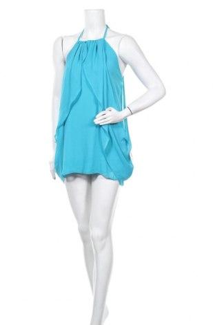 Φόρεμα Suzy Shier, Μέγεθος S, Χρώμα Μπλέ, Πολυεστέρας, Τιμή 10,00€