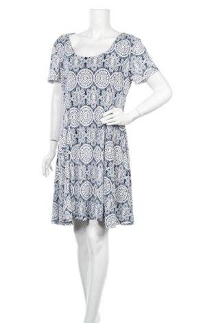 Φόρεμα Suzy Shier, Μέγεθος XL, Χρώμα Μπλέ, 95% πολυεστέρας, 5% ελαστάνη, Τιμή 11,82€