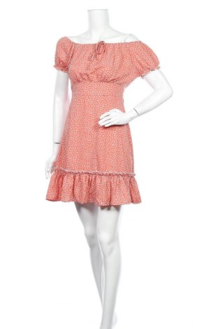 Φόρεμα TINA, Μέγεθος S, Χρώμα Ρόζ , 97% πολυεστέρας, 3% ελαστάνη, Τιμή 11,14€