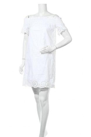 Рокля Warehouse, Размер XS, Цвят Бял, Памук, Цена 24,94лв.