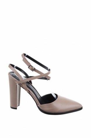 Дамски обувки Bebo, Размер 40, Цвят Бежов, Текстил, Цена 24,15лв.
