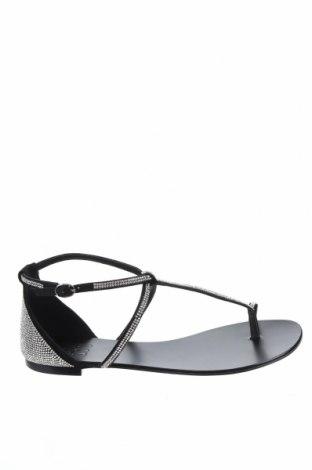 Σανδάλια Bibi Lou, Μέγεθος 40, Χρώμα Μαύρο, Κλωστοϋφαντουργικά προϊόντα, Τιμή 36,88€