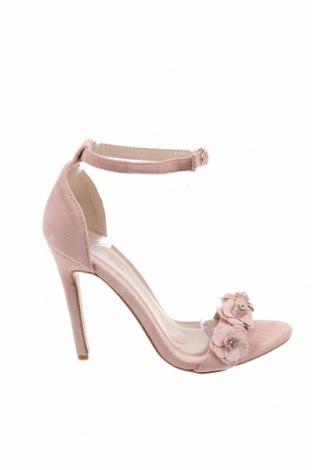 Σανδάλια Chi Chi, Μέγεθος 37, Χρώμα Ρόζ , Κλωστοϋφαντουργικά προϊόντα, Τιμή 29,82€