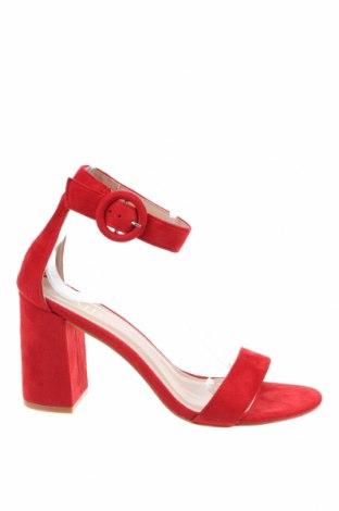 Σανδάλια Raid, Μέγεθος 39, Χρώμα Κόκκινο, Κλωστοϋφαντουργικά προϊόντα, Τιμή 17,48€