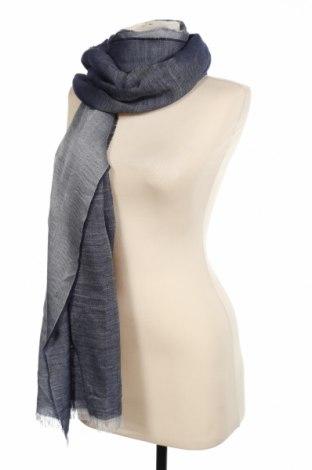 Κασκόλ Christian Berg, Χρώμα Μπλέ, 50% μαλλί, 50% βισκόζη, Τιμή 7,42€