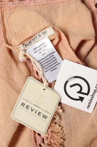 Κασκόλ Review, Χρώμα Ρόζ , Βαμβάκι, Τιμή 10,82€