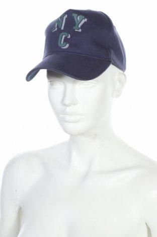 Καπέλο Mo, Χρώμα Μπλέ, Πολυεστέρας, Τιμή 8,04€