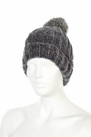 Καπέλο Pull&Bear, Χρώμα Γκρί, Ακρυλικό, Τιμή 9,35€