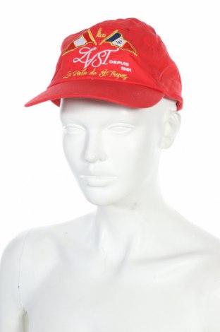 Καπέλο Robe Di Kappa, Χρώμα Κόκκινο, Βαμβάκι, Τιμή 8,04€