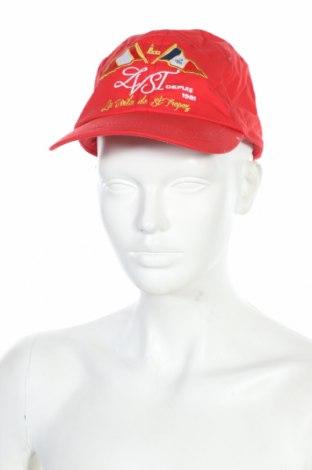 Καπέλο Robe Di Kappa, Χρώμα Κόκκινο, Βαμβάκι, Τιμή 8,22€