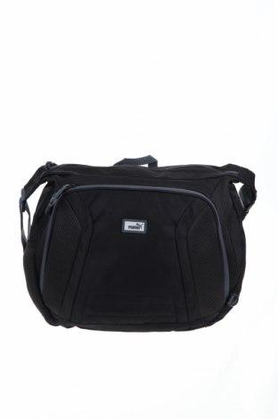 Спортна чанта PUMA, Цвят Черен, Текстил, Цена 44,10лв.