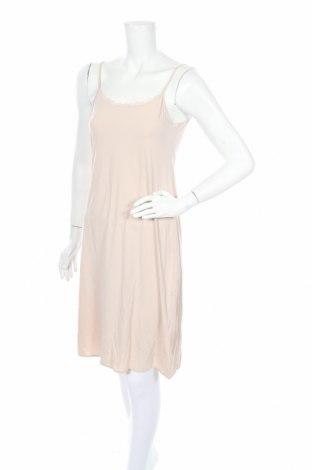 Пижама Marks & Spencer, Размер S, Цвят Бежов, 84% полиамид, 16% еластан, Цена 29,40лв.