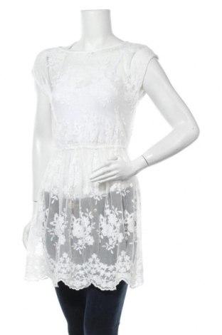 Τουνίκ Abercrombie & Fitch, Μέγεθος M, Χρώμα Λευκό, Τιμή 22,08€