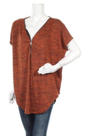 Τουνίκ Body Flirt, Μέγεθος XL, Χρώμα Πορτοκαλί, 50% βισκόζη, 50% πολυεστέρας, Τιμή 11,11€