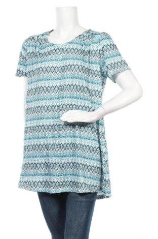 Tunika  Free Quent, Velikost L, Barva Vícebarevné, 95% polyester, 5% elastan, Cena  217,00Kč