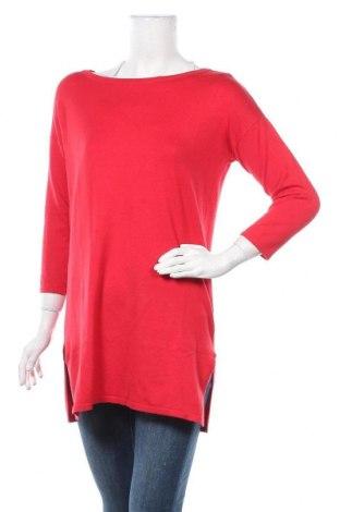 Τουνίκ Laura Scott, Μέγεθος S, Χρώμα Κόκκινο, 70% βισκόζη, 30% πολυαμίδη, Τιμή 15,54€