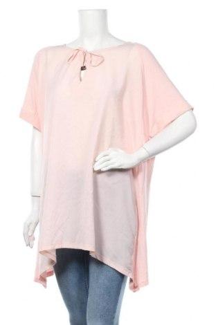 Τουνίκ Miss Etam, Μέγεθος XL, Χρώμα Ρόζ , 95% βισκόζη, 5% ελαστάνη, Τιμή 7,40€