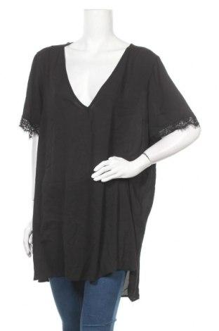 Τουνίκ New Look, Μέγεθος 3XL, Χρώμα Μαύρο, Πολυεστέρας, Τιμή 11,69€