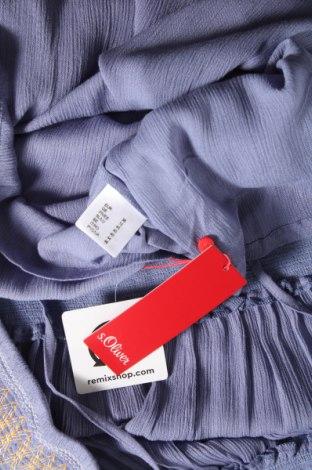 Τουνίκ S.Oliver, Μέγεθος M, Χρώμα Μπλέ, Βισκόζη, Τιμή 16,01€
