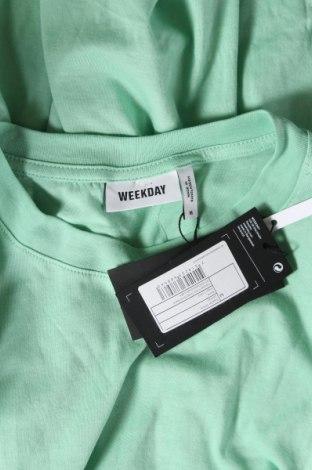 Τουνίκ Weekday, Μέγεθος M, Χρώμα Πράσινο, 100% βαμβάκι, Τιμή 22,20€