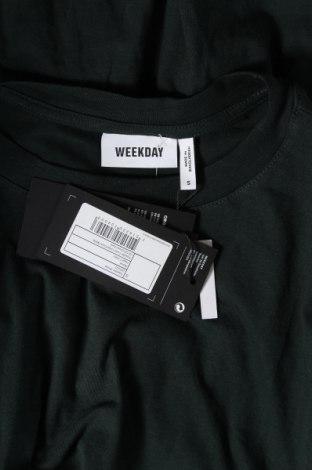 Τουνίκ Weekday, Μέγεθος S, Χρώμα Πράσινο, 100% βαμβάκι, Τιμή 22,20€