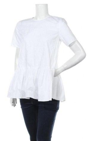 Τουνίκ Zara, Μέγεθος S, Χρώμα Λευκό, Βαμβάκι, Τιμή 20,68€