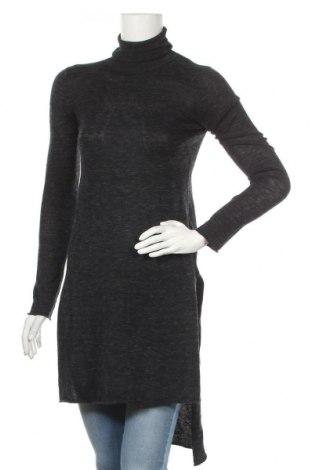 Τουνίκ Zara Knitwear, Μέγεθος S, Χρώμα Μαύρο, 60% βαμβάκι, 40% πολυεστέρας, Τιμή 22,73€